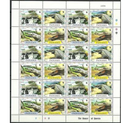 Znaczek Panama 1997 Mi ark 1787-1790 Czyste **