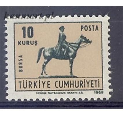 Znaczek Turcja 1969 Mi 2155 Czyste **