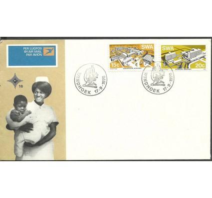 Znaczek Afryka Południowo-Zachodnia 1976 Mi 423-424 FDC