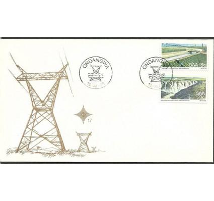 Znaczek Afryka Południowo-Zachodnia 1976 Mi 425-426 FDC
