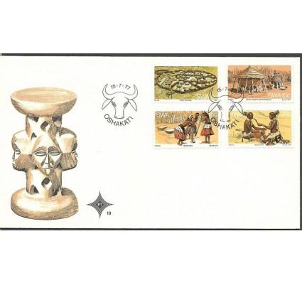 Znaczek Afryka Południowo-Zachodnia 1977 Mi 431-434 FDC
