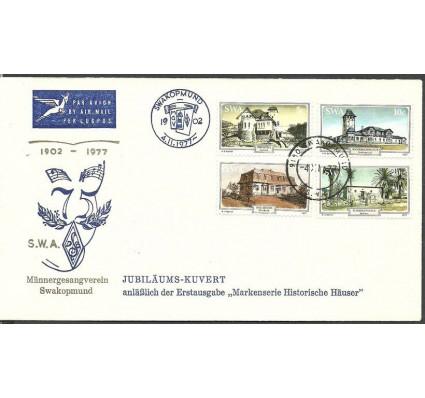 Znaczek Afryka Południowo-Zachodnia 1977 Mi 436-439 FDC