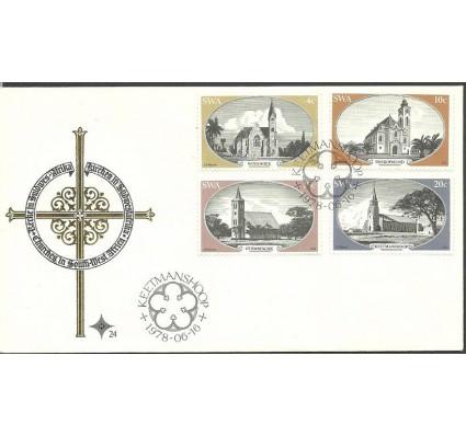 Znaczek Afryka Południowo-Zachodnia 1978 Mi 448-451 FDC