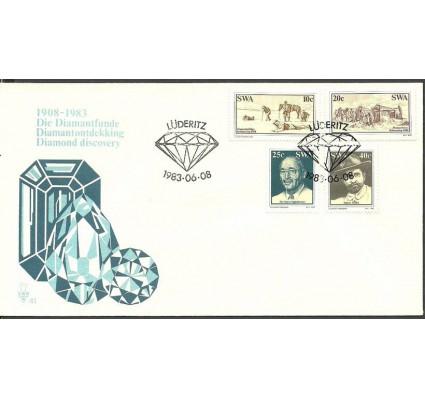 Znaczek Afryka Południowo-Zachodnia 1983 Mi 537-540 FDC