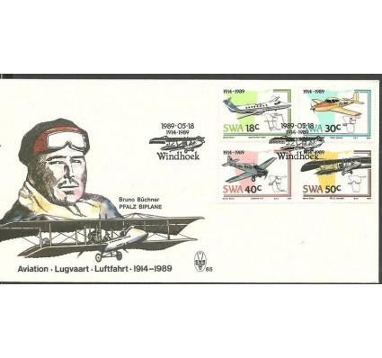Znaczek Afryka Południowo-Zachodnia 1989 Mi 637-640 FDC