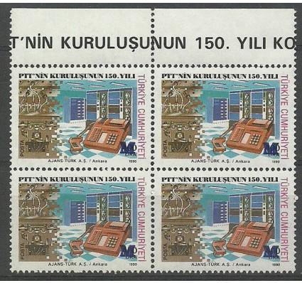 Znaczek Turcja 1990 Mi 2912C Czyste **