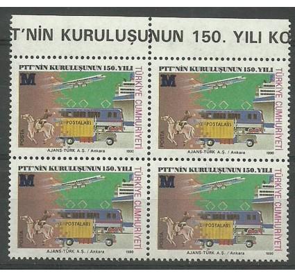 Znaczek Turcja 1990 Mi 2910C Czyste **