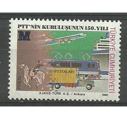 Znaczek Turcja 1990 Mi 2910 Czyste **