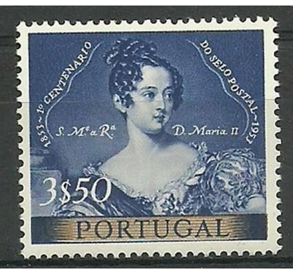 Znaczek Portugalia 1953 Mi 819 Czyste **