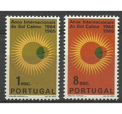 Znaczek Portugalia 1964 Mi 966-967 Czyste **