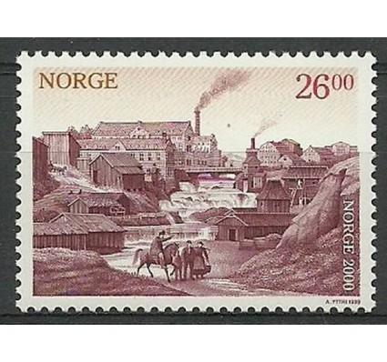 Znaczek Norwegia 1999 Mi 1316 Czyste **