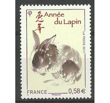 Znaczek Francja 2011 Mi 5026 Czyste **