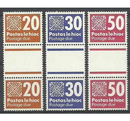 Irlandia 1985 Mi por 32-34 Czyste **