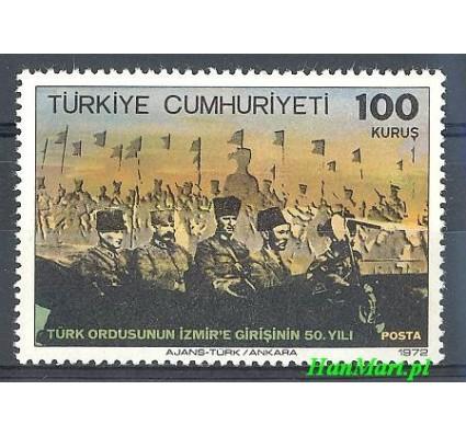 Znaczek Turcja 1972 Mi 2267 Czyste **