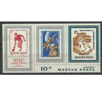 Znaczek Węgry 1975 Mi 3059 Czyste **