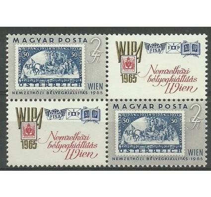 Znaczek Węgry 1965 Mi 2125 Czyste **