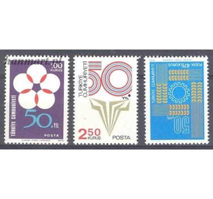 Turcja 1973 Mi 2301-2303 Czyste **