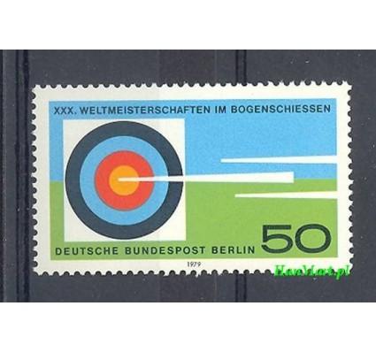 Berlin Niemcy 1979 Mi 599 Czyste **