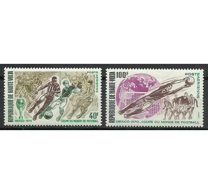 Znaczek Burkina Faso 1970 Mi 299-300 Czyste **