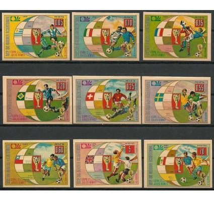 Znaczek Gwinea Równikowa 1973 Mi A275-283 Czyste **