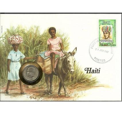 Znaczek Haiti 1986 Mi 1489 FDC
