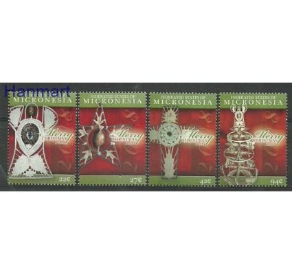 Znaczek Mikronezja 2008 Mi 1911-1914 Czyste **