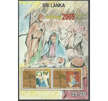 Znaczek Sri Lanka 2005 Mi bl96 Czyste **