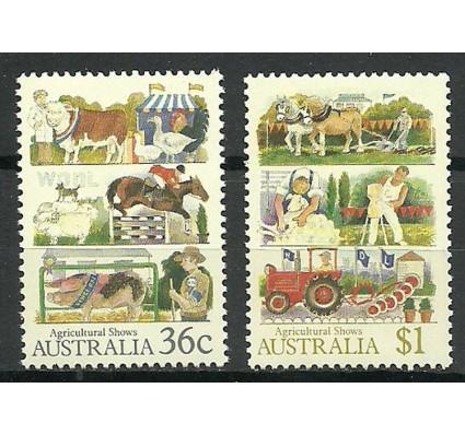 Znaczek Australia 1987 Mi 1023+1026 Czyste **