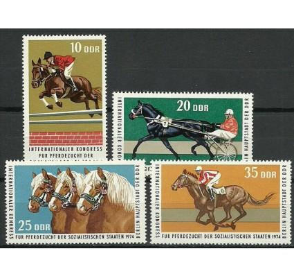 Znaczek NRD / DDR 1974 Mi 1969-1972 Czyste **
