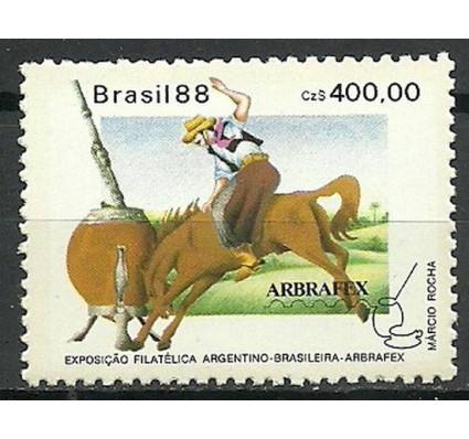 Znaczek Brazylia 1988 Mi 2275 Czyste **