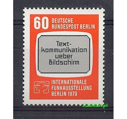 Berlin Niemcy 1979 Mi 600 Czyste **