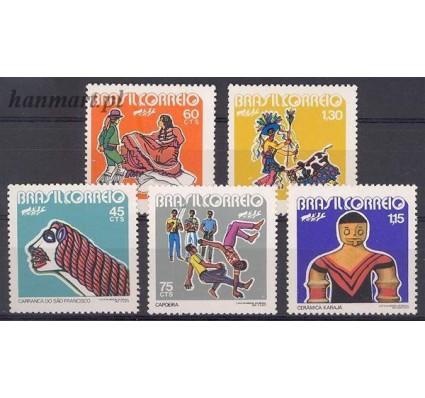 Znaczek Brazylia 1972 Mi 1328-1332 Czyste **