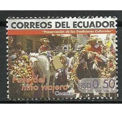 Znaczek Ekwador 2010 Mi 3262 Czyste **