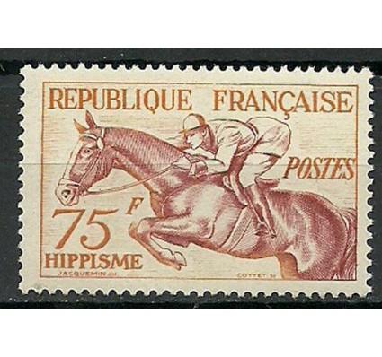 Znaczek Francja 1953 Mi 983 Czyste **