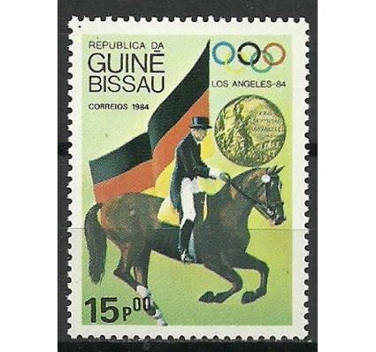 Znaczek Gwinea Bissau 1984 Mi 820 Czyste **