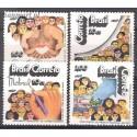 Brazylia 1972 Mi 1346-1349 Czyste **