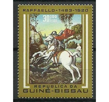 Znaczek Gwinea Bissau 1983 Mi 688 Czyste **
