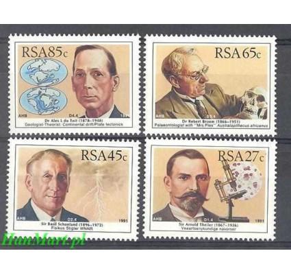 Znaczek Republika Południowej Afryki 1991 Mi 825-828 Czyste **