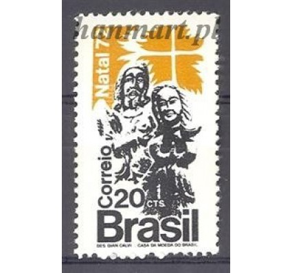 Brazylia 1972 Mi 1351 Czyste **