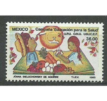 Znaczek Meksyk 1985 Mi 1926 Czyste **