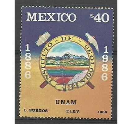 Znaczek Meksyk 1986 Mi 1984 Czyste **