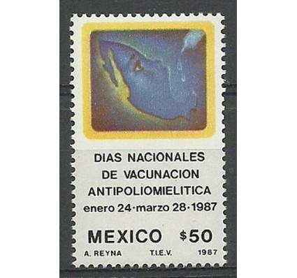 Znaczek Meksyk 1987 Mi 2010 Czyste **