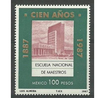 Znaczek Meksyk 1987 Mi 2012 Czyste **