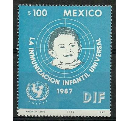 Znaczek Meksyk 1987 Mi 2015 Czyste **