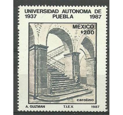 Znaczek Meksyk 1987 Mi 2016 Czyste **