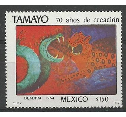 Znaczek Meksyk 1987 Mi 2052 Czyste **