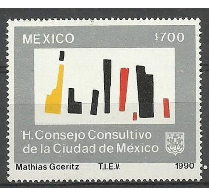 Znaczek Meksyk 1990 Mi 2184 Czyste **
