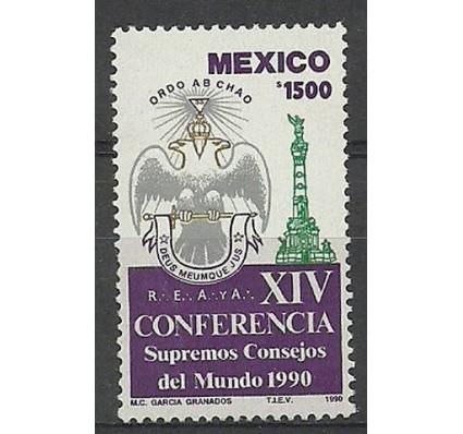 Znaczek Meksyk 1990 Mi 2190 Czyste **