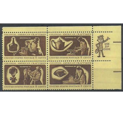 Znaczek USA 1972 Mi 1069-1072 Czyste **