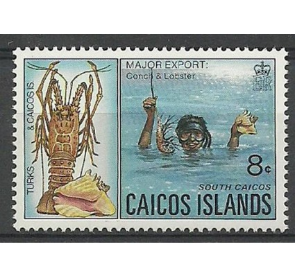 Znaczek Caicos Islands 1983 Mi 15 Czyste **